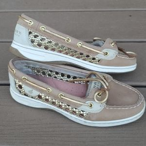 Sperry Top Sider Angelfish Cane Boat Shoes-6